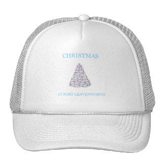 Christmas At Fort Leavenworth 15 Hats