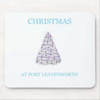 Christmas At Fort Leavenworth 15 Mouse Pad