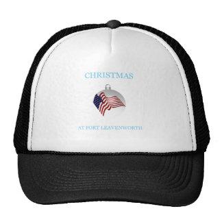 Christmas At Fort Leavenworth 21 Hats