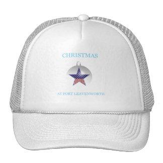 Christmas At Fort Leavenworth 22 Trucker Hat