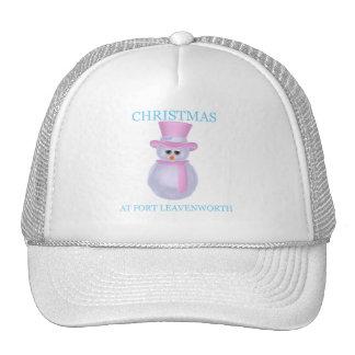 Christmas At Fort Leavenworth 24 Trucker Hats