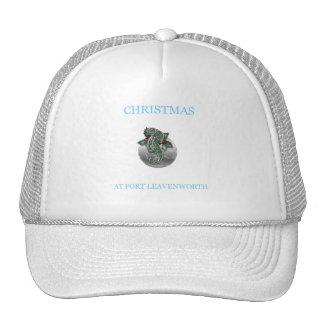 Christmas At Fort Leavenworth 6 Hat