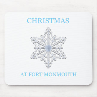 Christmas At Fort Monmouth 15 Mouse Pad