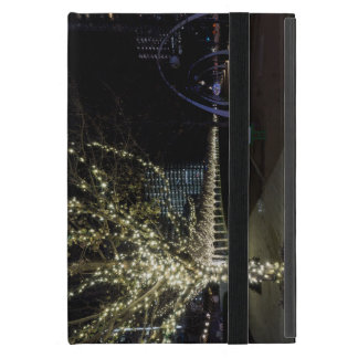 Christmas At Klyde Warren Park iPad Mini Cover