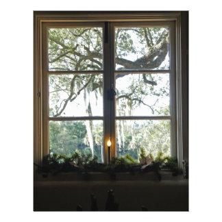 Christmas at Pinewood Estate Letterhead