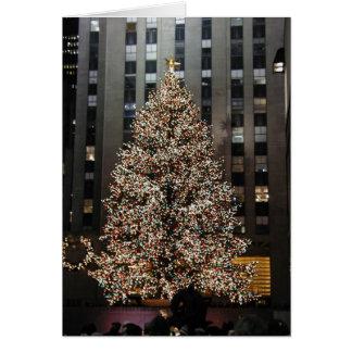 Christmas at Rockefeller Center Cards