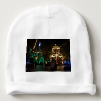 Christmas At Silver Dollar City Baby Beanie