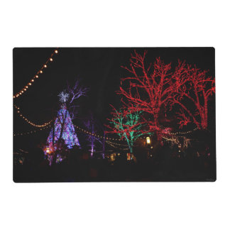 Christmas at Silver Dollar City Placemat