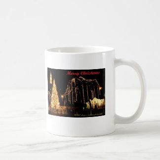 Christmas at the Alamo Coffee Mug