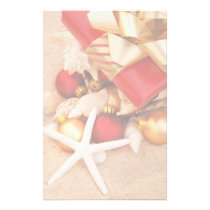 Christmas at the Beach Stationery