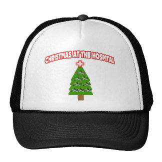 Christmas At The Hospital Trucker Hat