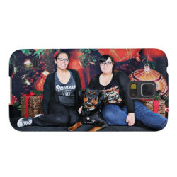 Case-Mate Barely There Samsung Galaxy S5 Case with Rottweiler Phone Cases design