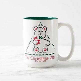 Christmas Attic Mug-Fool's Gold, Califiornia