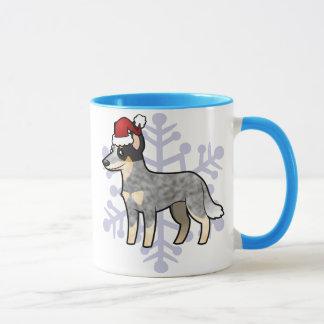 Christmas Australian Cattle Dog / Kelpie Mug