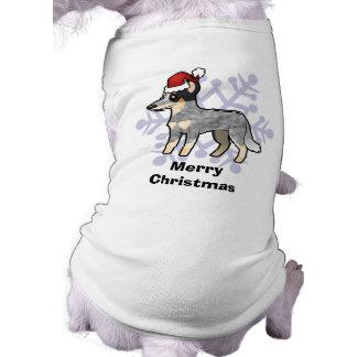 Christmas Australian Cattle Dog / Kelpie Tee