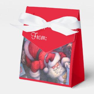 Christmas Away In a Manger Favor Box