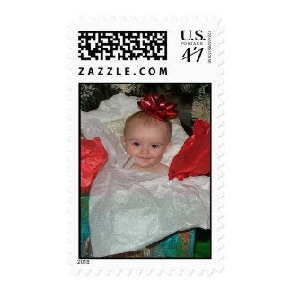 Christmas Babe Postage