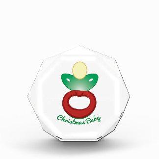 Christmas Baby Acrylic Award