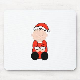 Christmas Baby Mouse Pad