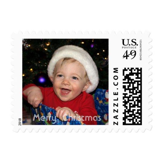 Christmas Baby Postage