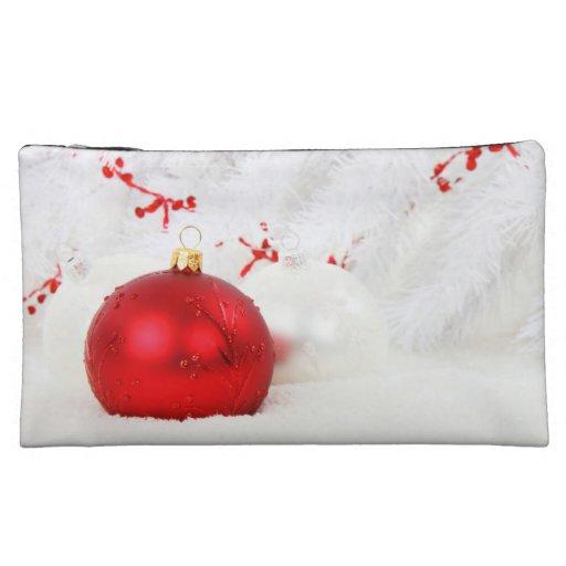 Christmas Cosmetic Bags