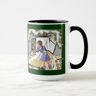 Christmas baker's shop… cup
