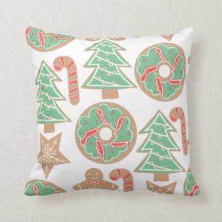 Christmas Baking Print Cushion