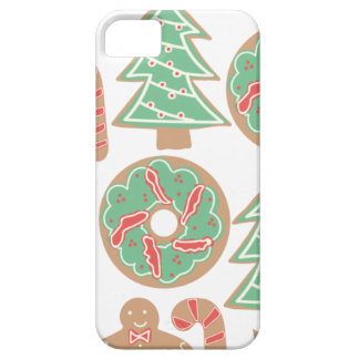 Christmas Baking Print iPhone SE/5/5s Case