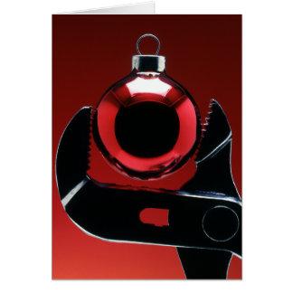 Christmas Ball #1 Card