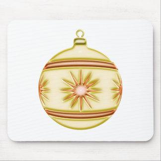 Christmas Ball #4 Mouse Pad