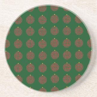 Christmas Ball Collection Coaster