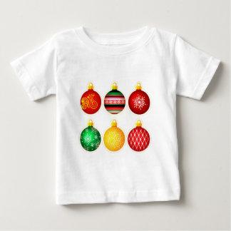 Christmas Balls Baby T-Shirt