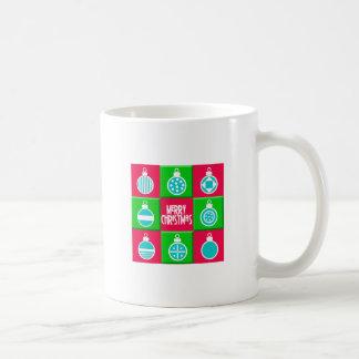 Christmas Balls Classic White Coffee Mug