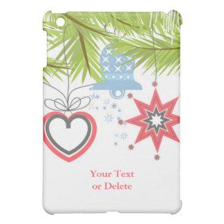 Christmas Balls Ornaments iPad Mini Case
