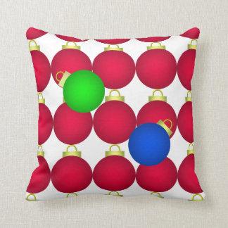 Christmas Balls Pillow