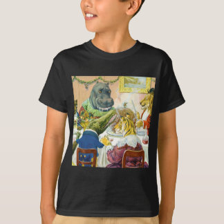 Christmas Banquet in Animal Land T-Shirt