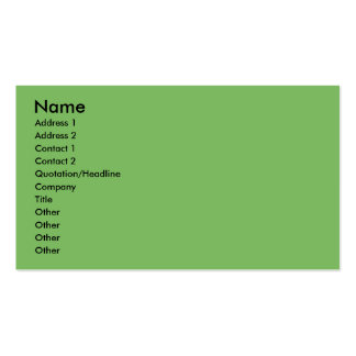 Christmas - Basset - Bailey Sue Double-Sided Standard Business Cards (Pack Of 100)
