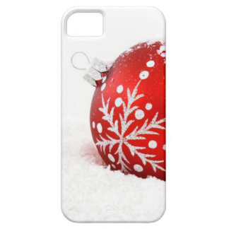 Christmas Bauble iPhone5 Case