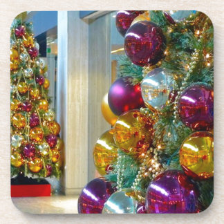 Christmas  baubles coaster