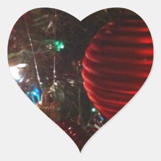 Christmas Baubles Sticker