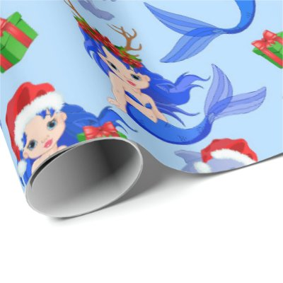 Dolphin Wrapping Paper Original Wrapping Paper