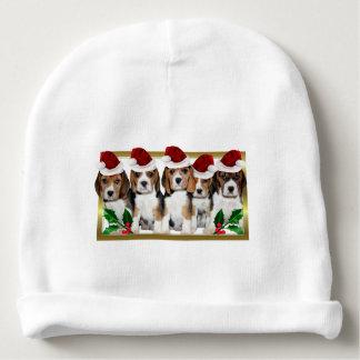 Christmas Beagle puppies Baby Beanie