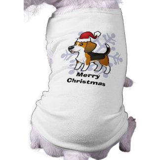 Christmas Beagle Tee