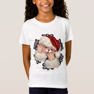 CHRISTMAS BEAR 3 CARTOON T-Shirt