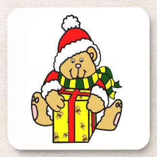 Christmas Bear Coaster
