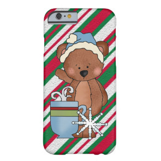 Christmas bear iPhone 6/6s barely there case