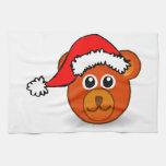 Christmas Bear Kitchen Towels