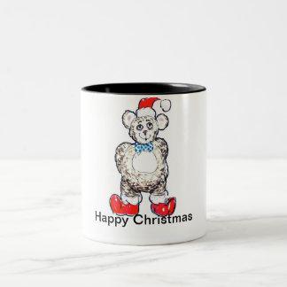 Christmas Bear Mug
