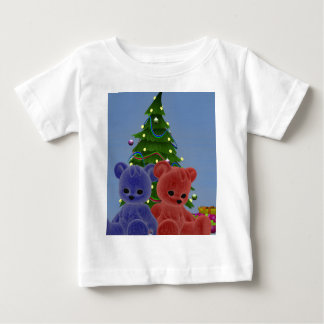 Christmas Bears 2 Baby T-Shirt
