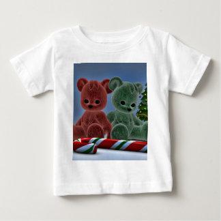 Christmas Bears Baby T-Shirt